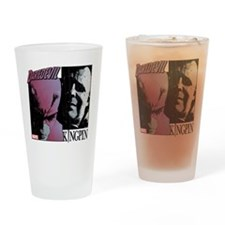 Kingpin Headshots Drinking Glass