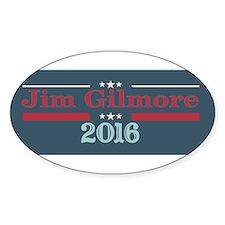 Jim Gilmore Decal