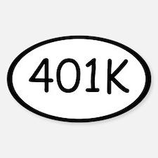 Marathon 401k Decal