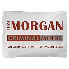 TEAM MORGAN Pillow Sham