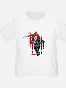 The Avengers Black Widow: Running T