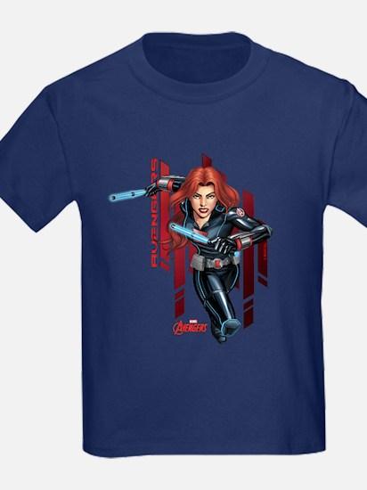The Avengers Black Widow: Runnin T