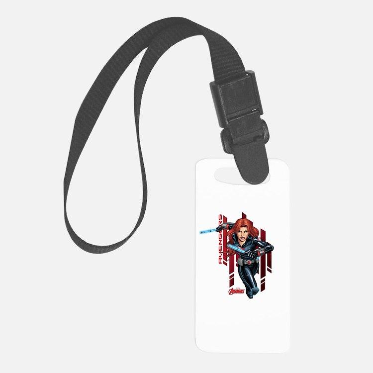 The Avengers Black Widow: Runnin Luggage Tag