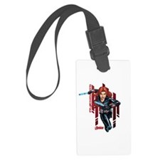 The Avengers Black Widow: Runnin Luggage Tag