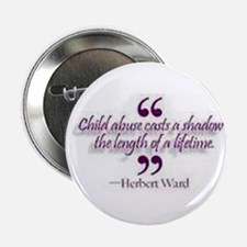 "Child sexual abuse 2.25"" Button (10 pack)"