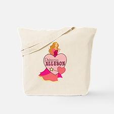 Princess Allyson Tote Bag