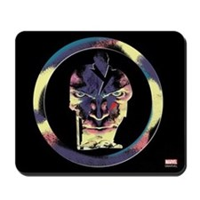 Kingpin Face Mousepad