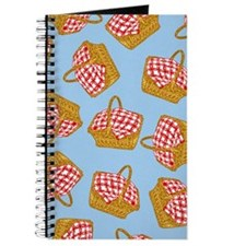Picnic Basket Pattern Journal