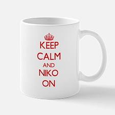 Keep Calm and Niko ON Mugs