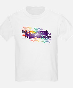 Life is a Musical T-Shirt