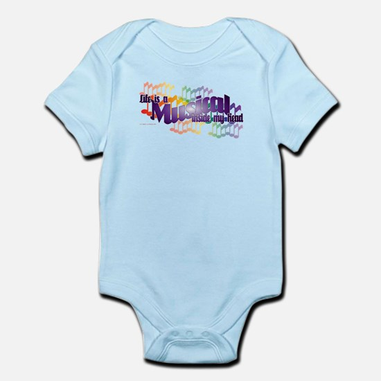 Life is a Musical Infant Bodysuit