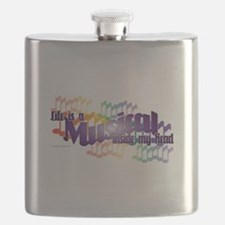Life is a Musical Flask