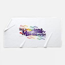 Life is a Musical Beach Towel