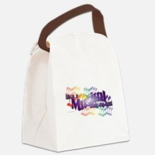 Life is a Musical Canvas Lunch Bag