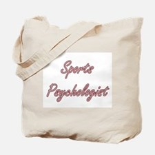 Sports Psychologist Artistic Job Design Tote Bag