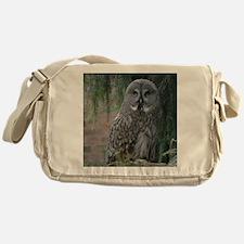 Owl_2015_0203 Messenger Bag