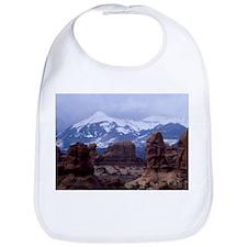 The La Sal Mountains Bib