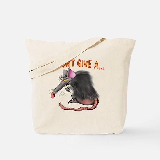 Unique Rats ass Tote Bag