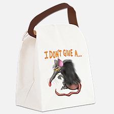 Cute Ass Canvas Lunch Bag