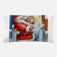 Santa001a Pillow Case