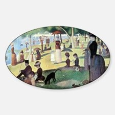 Sunday Afternoon by Seurat Decal