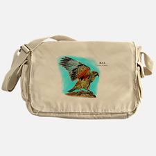 Kea Messenger Bag
