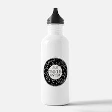 My First New Year 2016 Milestone Water Bottle