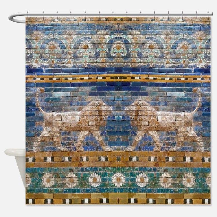 Sumerian Bathroom Accessories Decor Cafepress