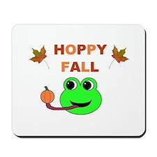HOPPY FALL Mousepad
