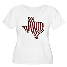 TAMU Zebra T-Shirt