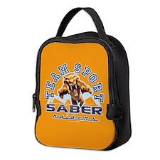 Ice Age Diego Saber Raider Neoprene Lunch Bag