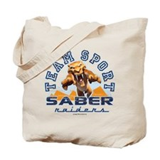 Ice Age Diego Saber Raider Tote Bag