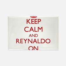 Keep Calm and Reynaldo ON Magnets