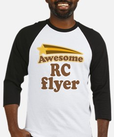 Awesome RC Flyer Baseball Jersey