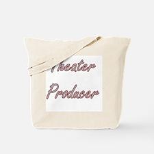 Theater Producer Artistic Job Design Tote Bag