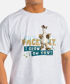 Ice Age Sid Grows on You T-Shirt