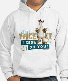 Ice Age Sid Grows on You Hoodie