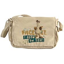 Ice Age Sid Grows on You Messenger Bag