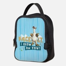 Ice Age Sid Grows on You Neoprene Lunch Bag
