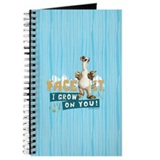 Ice Age Sid Grows on You Journal
