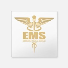 EMS gold Sticker