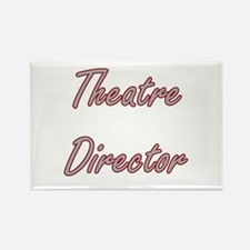 Theatre Director Artistic Job Design Magnets