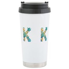 Cool Beach wedding Travel Mug