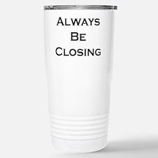 Cute Investment banker Travel Mug
