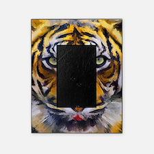 Tiger Portrait Picture Frame