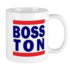 BOSS-TON Strong! Mugs