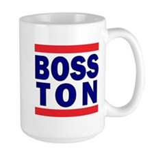 BOSS-TON Strong! Mugs