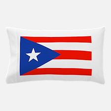 Boricua Bandera Puerto Rican Orgullo 4 Pillow Case