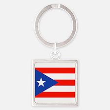 Boricua Bandera Puerto Rican Orgullo 4 E Keychains
