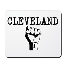 CLEVELAND FIST Mousepad